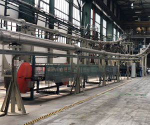 ESP power cable manufacturing equipment slovakia