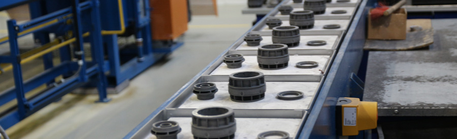 manufacturing complex geometry stages metal injection molding